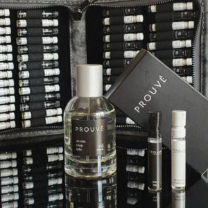 licencia de distribuidor de perfumes y productos de prouvé