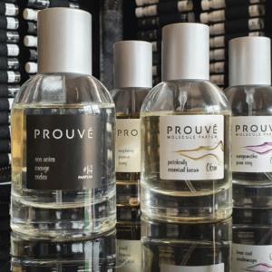 kit de muestras de perfumes moleculares de prouvé
