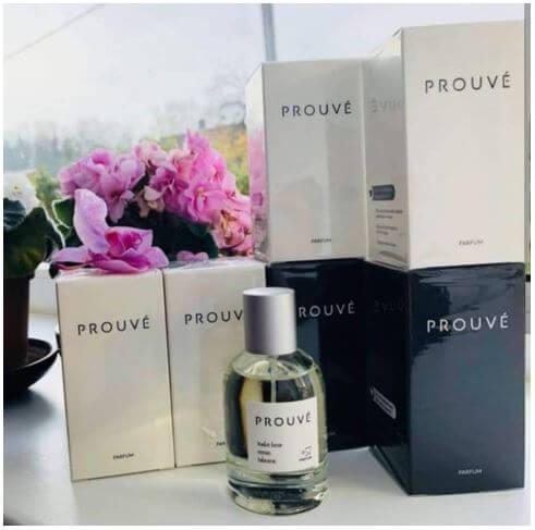 Caja de Perfumes Prouvé
