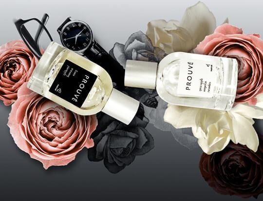 Frascos de Perfumes Prouvé