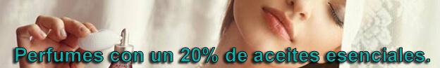 Perfumes Prouvé 20% de aceites