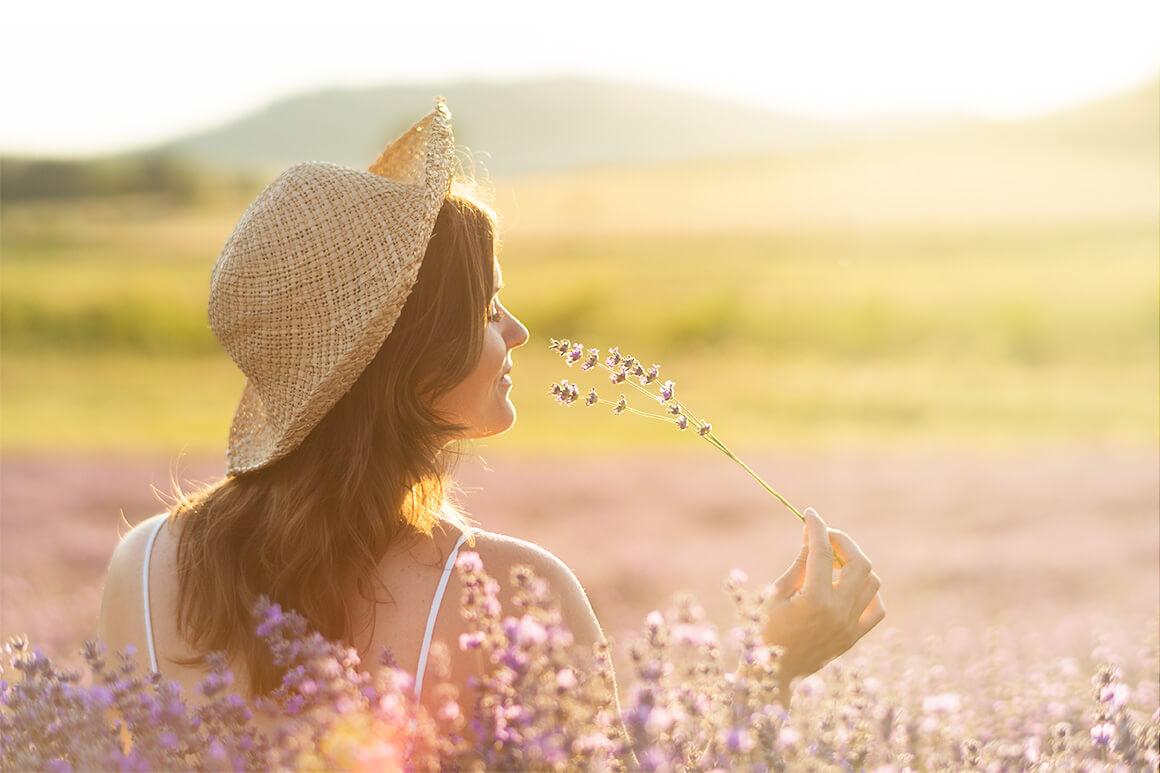 ¿Cómo aplicar el perfume en el invierno? 1