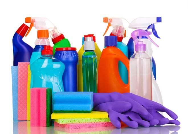Los productos de limpieza Prouvé incrementan las posibilidades de padecer asma 15
