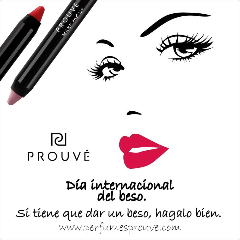 Lápiz labial rojo Prouvé. La tendencia del maquillaje de primavera-verano 2019. 6