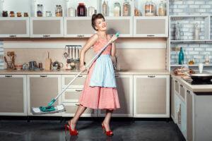 productos prouvé limpieza de la casa en primavera