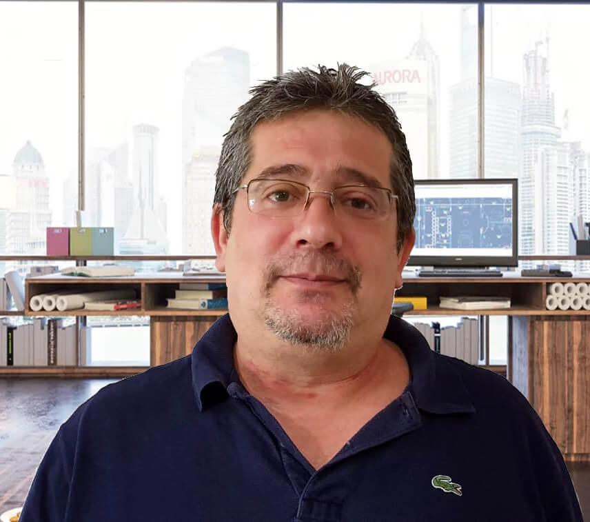 Antonio Palomo socio de Prouvé 1
