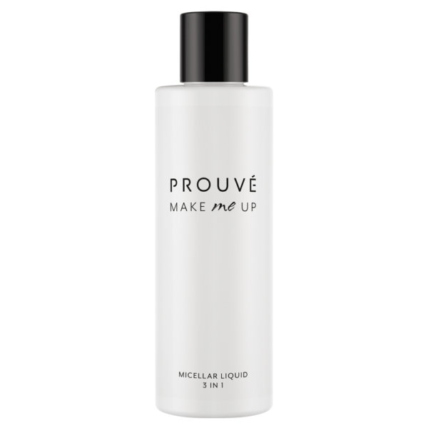 Micellar Liquid 3 in 1 PROUVÉ 1
