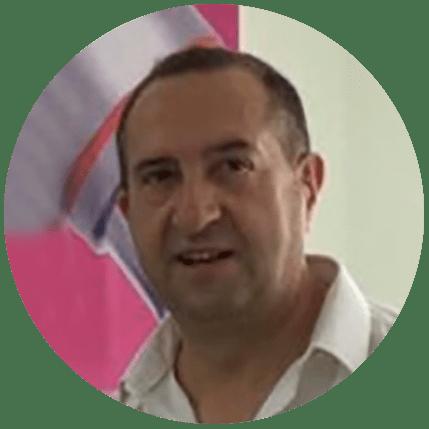 Esteban Ochoa socio Perfumes Prouvé