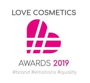 Premio Love Cosmetica 2019 Prouvé