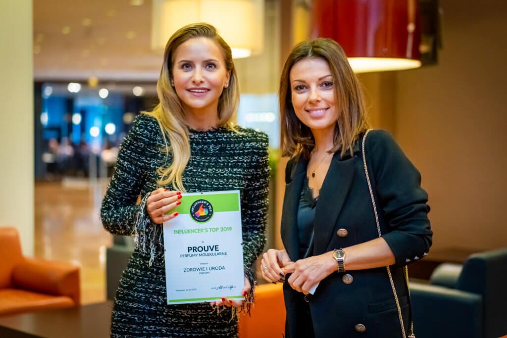 Premio influencer 2019 Prouvé