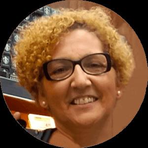 Juana Morales Socia PERFUMES PROUVÉ