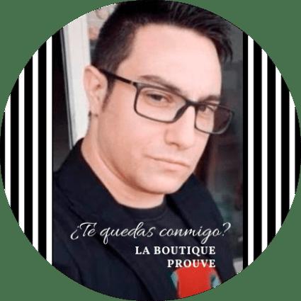 Cesar Faura socio PERFUMES PROUVE